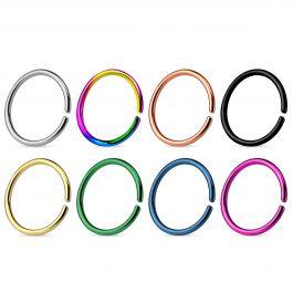 Eenvoudige gesloten ring