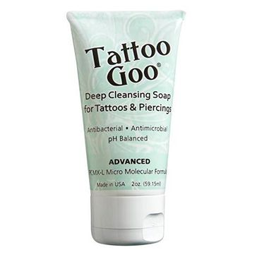 Tattoo goo reinigingszeep