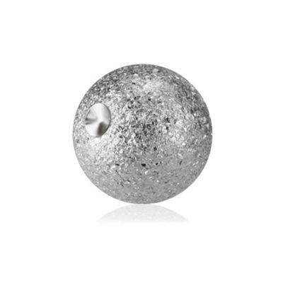 Bal met diamanten look voor ring