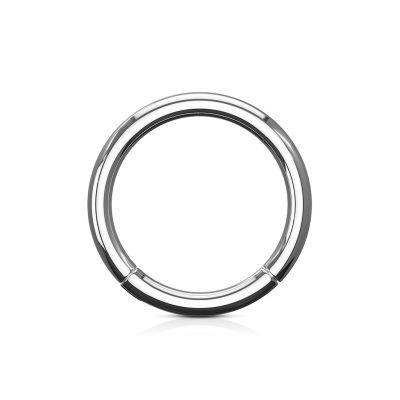 Gesloten ring met scharnier