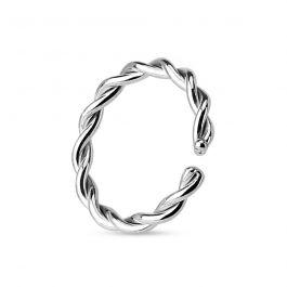 Gesloten spiraalvormige ring